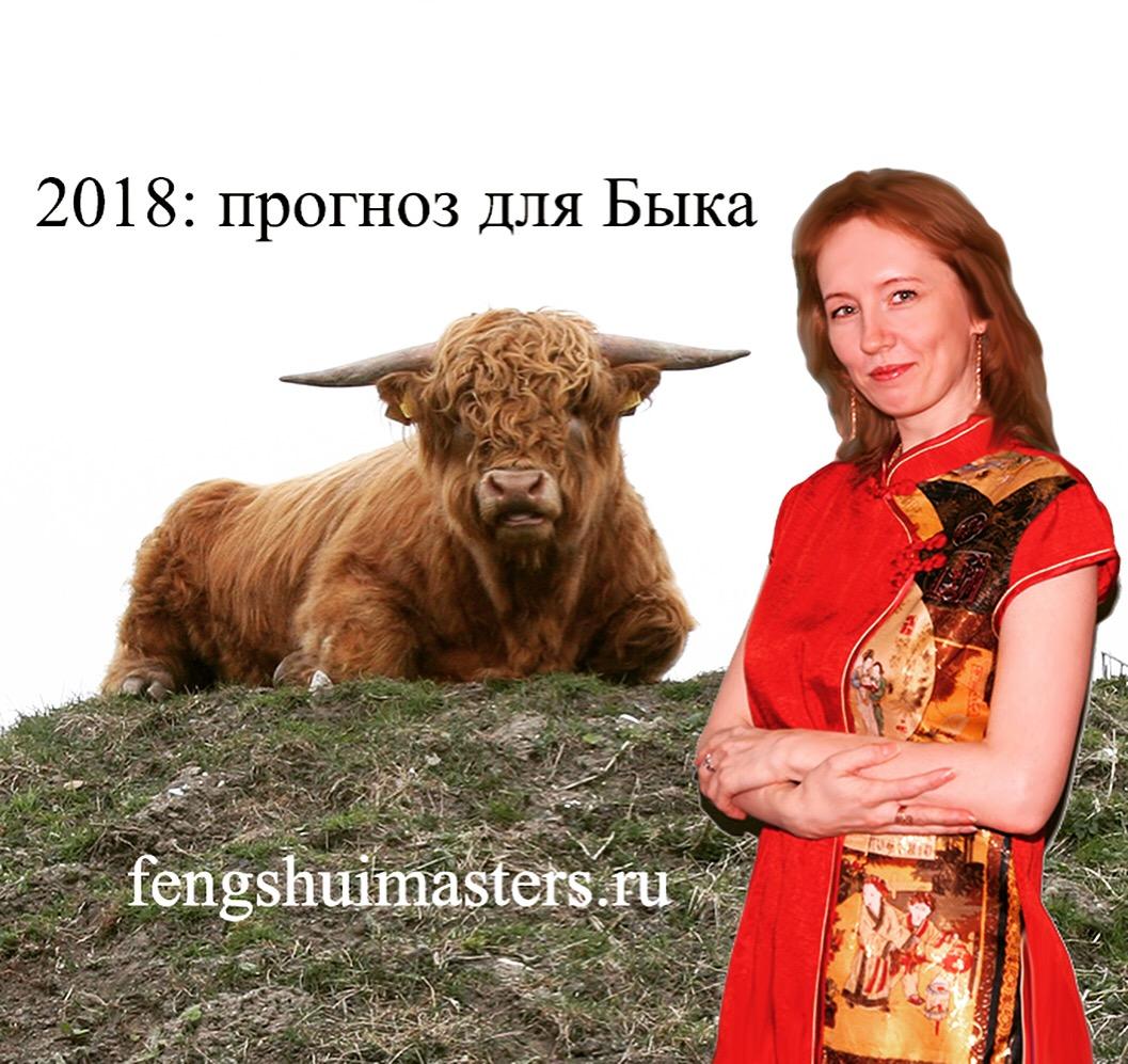2018 Прогноз для Быка - Fengshuimaster.ru