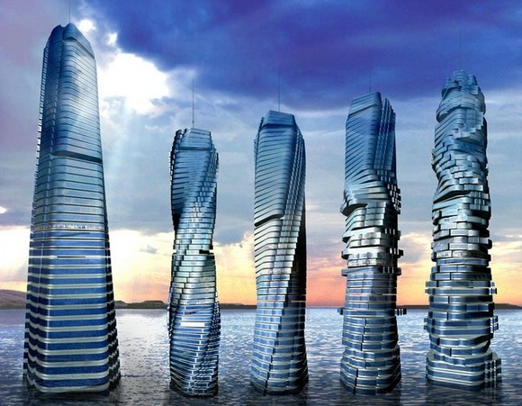 Фэншуй и архитектура: здания - Fengshuimaster.ru